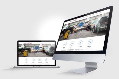 Nieuwe site Autoschade van Dijk!